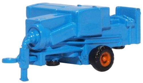 Oxford Diecast N NFARM006 1950-2000 Baler, Blue