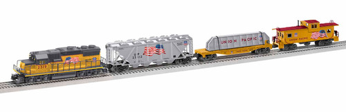 American Proud Lionel Train Set