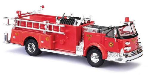 Busch HO 46030 1968 American-LaFrance Open-Cab Pumper Fire Department