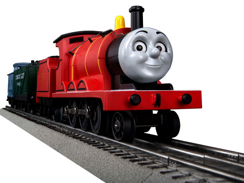 James from Thomas and Friends