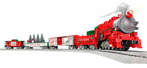 Disney Christmas LionChief Lionel Train Set remote control