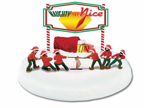 Lionel O 1929130 Elf Tug of War, Christmas