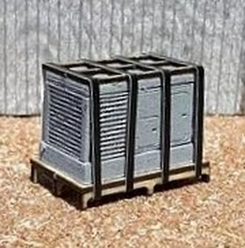 Osborn Model Kits HO 1117 Air Conditioner Load