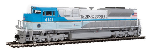 """Walthers Mainline HO 910-19854 EMD SD70ACe, Union Pacific """"George H. W. Bush"""" #4141 (Sound and DCC Equipped)"""