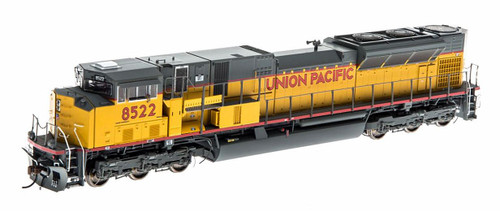 Athearn Genesis 2.0 HO G27326 G2 SD90MAC-H Phase II, Union Pacific #8522 (DCC and Sound Equipped)