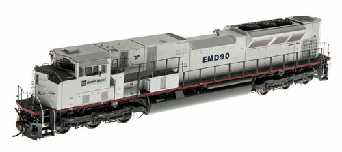 Athearn Genesis 2.0 HO G27338 G2 SD90MAC-H Phase II, Electro Motive #90 (DCC and Sound Equipped)