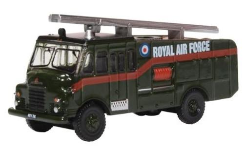 "Oxford Diecast N NGG003 Bedford RLHZ ""Green Goddess"" Self Propelled Pump, Royal Air Force"