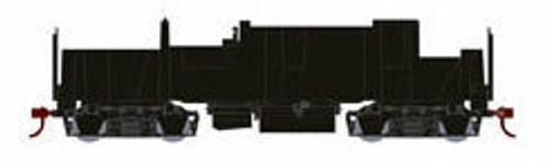 Athearn Genesis HO G16205 F-Unit B Mechanism, Southern Pacific Gray (DCC and Sound Equipped)