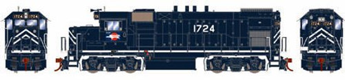 Athearn Genesis HO G16736 GP15AC, Missouri Pacific #1724 (DCC and Sound Equipped)