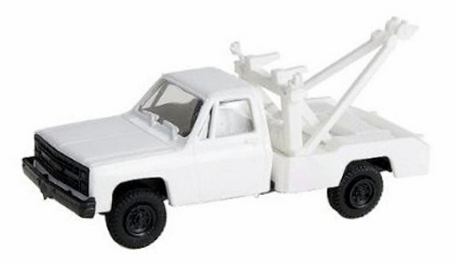 Trident Miniatures HO 900721 Chevrolet Tow Truck with Wrecker Body