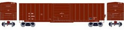 Athearn Genesis HO G26453 50' SIECO Box Car, Chattahoochee Industrial Railroad #13004