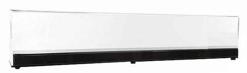 "American Plastics HO/HOn3 AD51 Display Case (24 x 3 x 5"")"