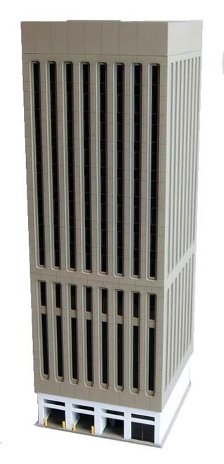 Custom Model Railroads N 095 Waverly Tower Kit