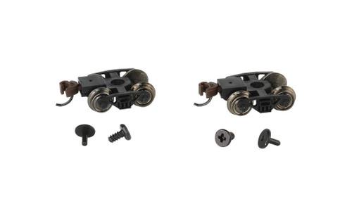 Bachmann N 42537 Roller Bearing Freight Trucks with Metal Wheels (6)