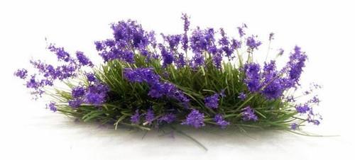 Woodland Scenics FS772 Peel 'n' Place Tufts, Violet Flowering (21)
