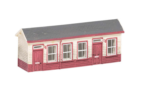 Hornby HO R7233 Harry Potter Hogsmeade Station Waiting Room