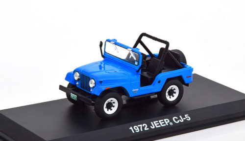 "Greenlight Collectibles O 86570 1972 Jeep CJ-5 ""Mork and Mindy"" (1:43)"