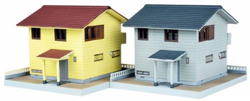 Tomix (TomyTec) N 285946 Modern Ready-Built Homes Kit C3 (2)