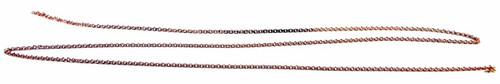 "A-Line HO 50131 Brass Tie Down Chain, 12"" (40 Links per Inch)"