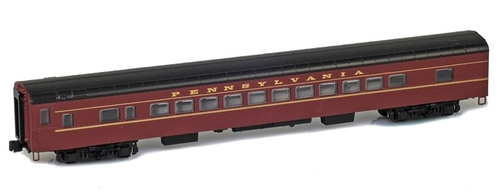 American Z Line Z 73703-0 Lightweight Coach Car, Pennsylvania Railroad