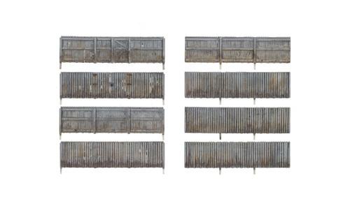 Woodland Scenics O A3005 Privacy Fence