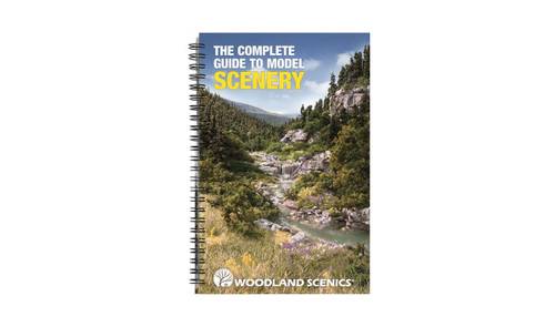 Woodland Scenics C1208 The Complete Guide to Model Scenery