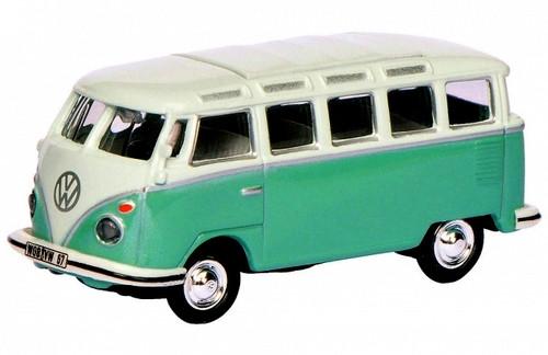 Schuco HO 452608500 Volkswagen T1 Samba, Turquoise