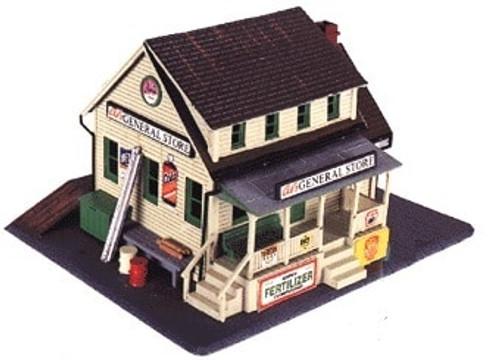 Life-Like HO 433-1351 General Store Kit
