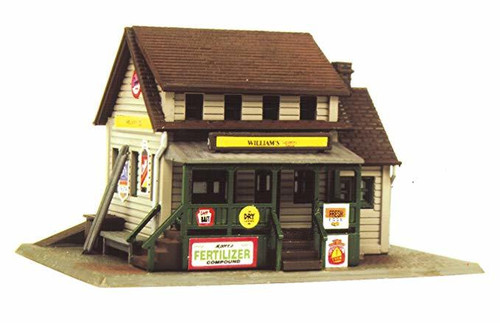 Life-Like N 433-7463 William's Country Store Kit