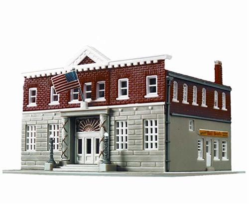 Life-Like N 433-7481 5th Precinct Police Station Kit