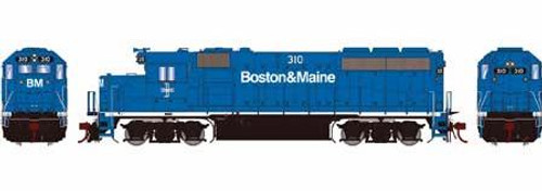Athearn Genesis HO G65161 GP40-2, Boston and Maine #310