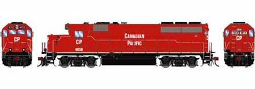 Athearn Genesis HO G65166 GP40-2, Canadian Pacific #4650