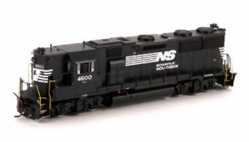 Athearn Genesis HO G64543 GP49, Norfolk Southern #4600