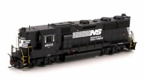 Athearn Genesis HO G64647 GP49, Norfolk Southern #4604 (DCC and Sound Equipped)