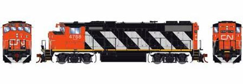 Athearn Genesis HO G65391 GP38-2(W) GMD, Canadian National #4768