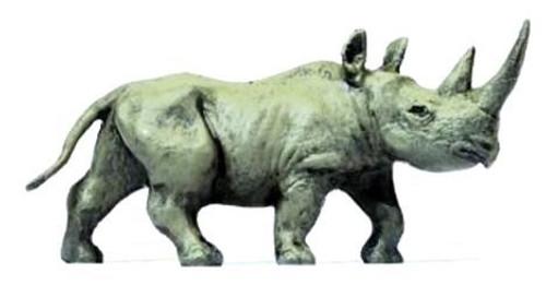 Preiser HO 29521 African Rhinoceros