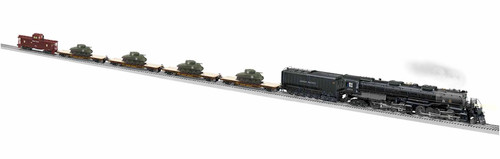 Lionel Train Set for Sherman Hill Big Boy Union Pacific