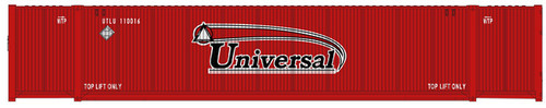Atlas N 50005228 53' Containers, Universal Set #2