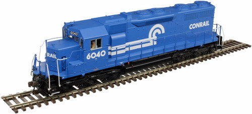 Atlas Master Line HO 10002751 Silver Series EMD SD35 with Low Nose, Conrail #6023