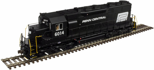 Atlas Master Line HO 10002755 Silver Series EMD SD35 with Low Nose, Penn Central #6023
