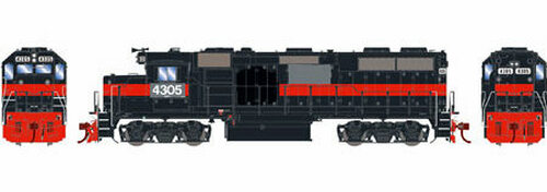 Athearn Genesis HO G65509 GP39-2, CSX (ex-Guilford) #4305