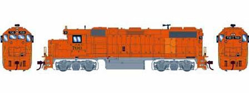 Athearn Genesis HO G68185 GP38-2, Elgin Joliet and Eastern #701 (DCC and Sound Equipped)