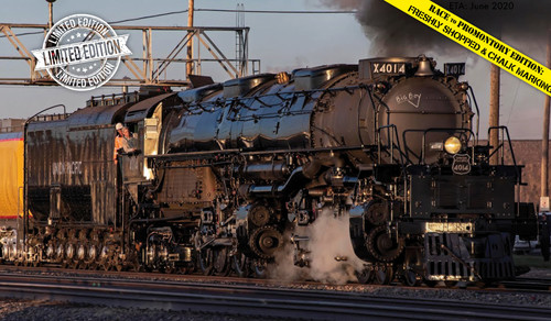 Athearn Genesis HO G04014 4-8-8-4 Big Boy, Union Pacific (Promontory) #4014 (DCC and Sound Equipped)