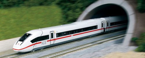 Kato N ICE4-ZIMO DB 12-Car High Speed Train Set, ICE 4 (ZIMO Sound Installed)
