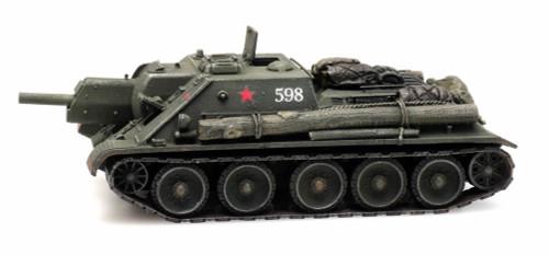Artitec HO 6870229 SU-122 Tank