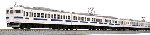 Kato N 101535 Series 415 Electric Tram 7 Car Set, Joban Line