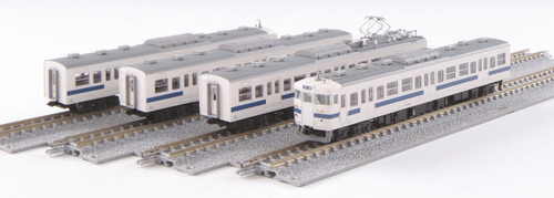 Kato N 101537 Series 415 Electric Tram 4 Car Set, Joban Line