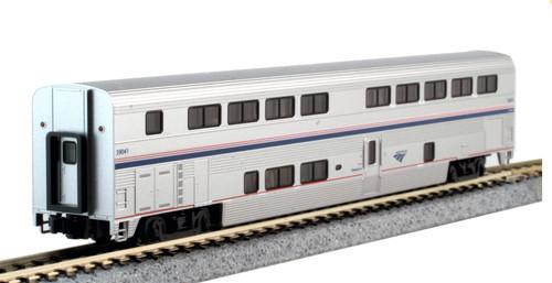 "Kato N 1560957 Superliner 2 Transition Sleeper, Amtrak ""Phase 6"" #39041"