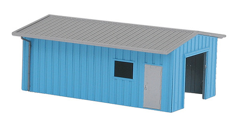 Deluxe Innovations N D354 Armco Steel Building Workshop, Tan