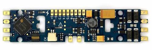 Soundtraxx 885816 (TSU8F-PNP) Baldwin and Others 8-Function Tsunami2 Plug and Play Sound Decoder